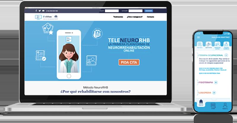 Plataforma TeleNeuroRHB