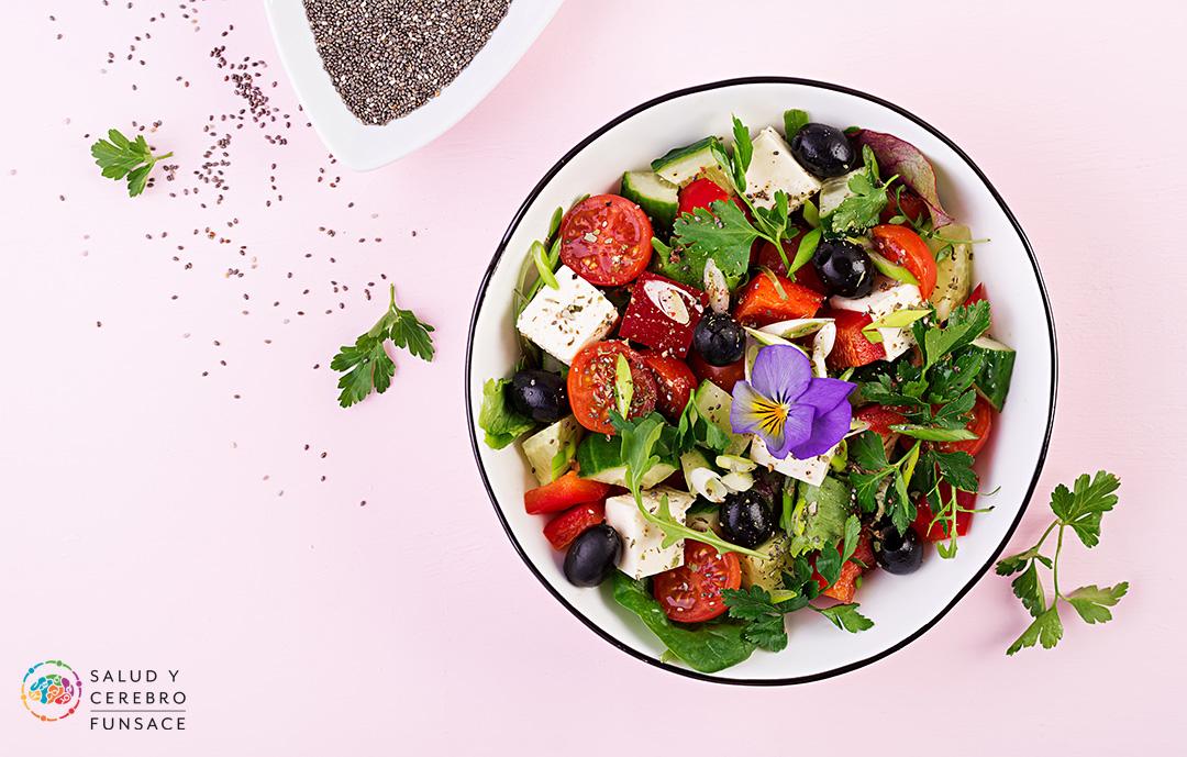 Dieta Mediterránea y Salud Cerebral