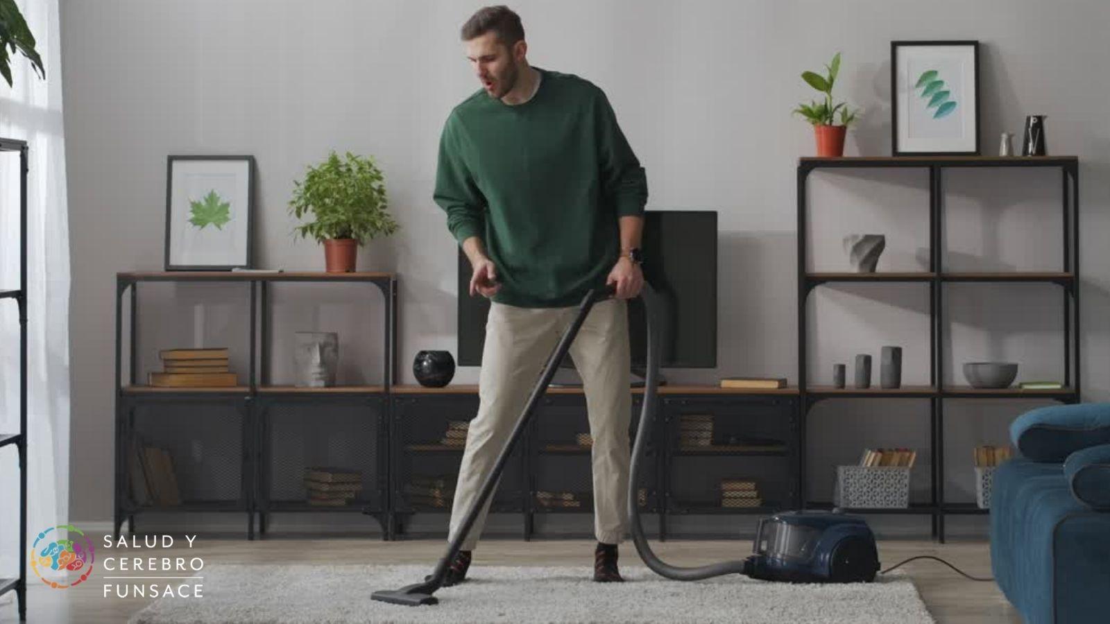 Dedicar tiempo a las tareas del hogar puede mejorar la salud del cerebro
